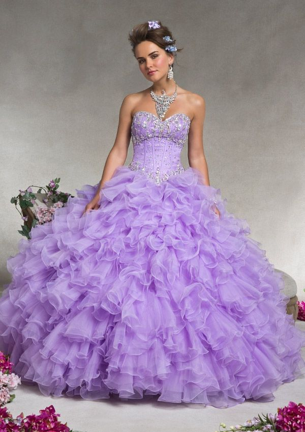 036a8b4b47a My lavender color so beautiful. QUINCEANERA VIZCAYA By Mori Lee Style 88067