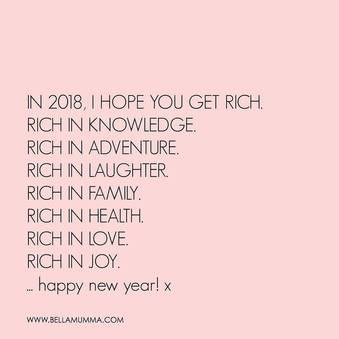 Newyear Resolutions Rich Inspirational Encouraging Words