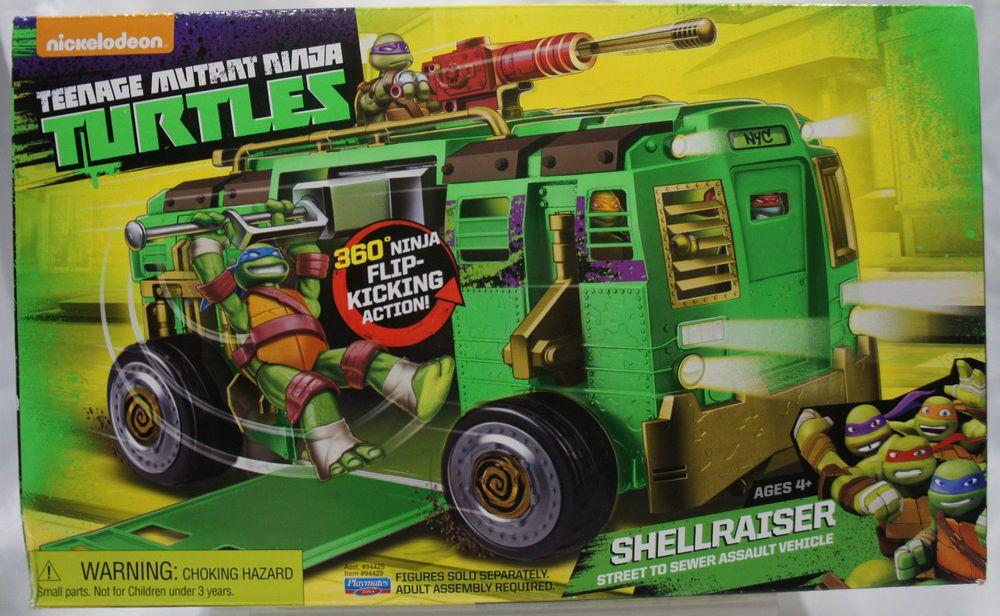 Teenage Mutant Ninja Turtles Shellraiser 2016 Nib Factory Sealed Tmnt Playmates Toys Amp Hobbies Ninja Turtles Teenage Mutant Ninja Turtles Teenage Mutant