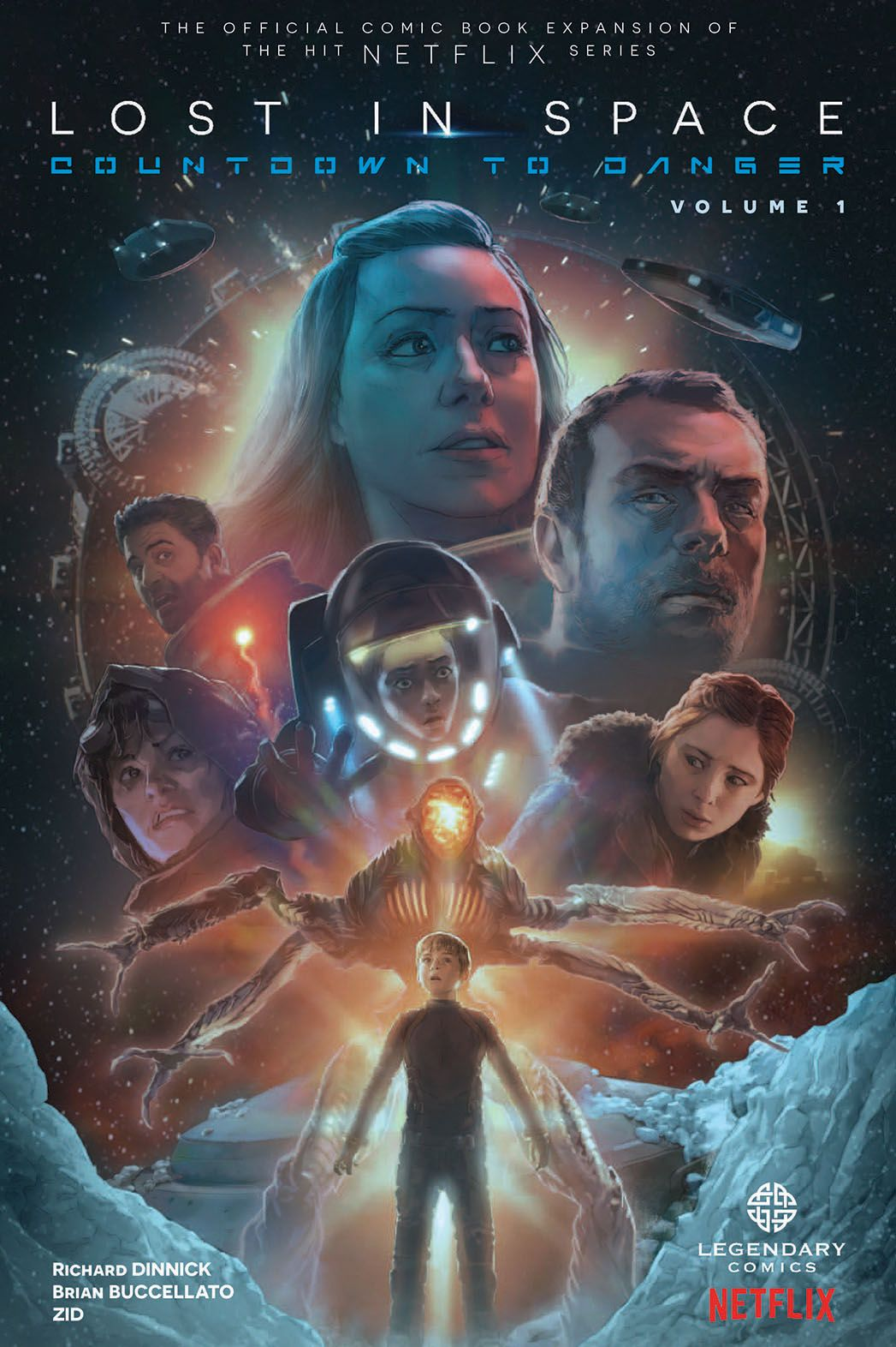 'Lost In Space' Comic Book Coming to ComicCon Lost in