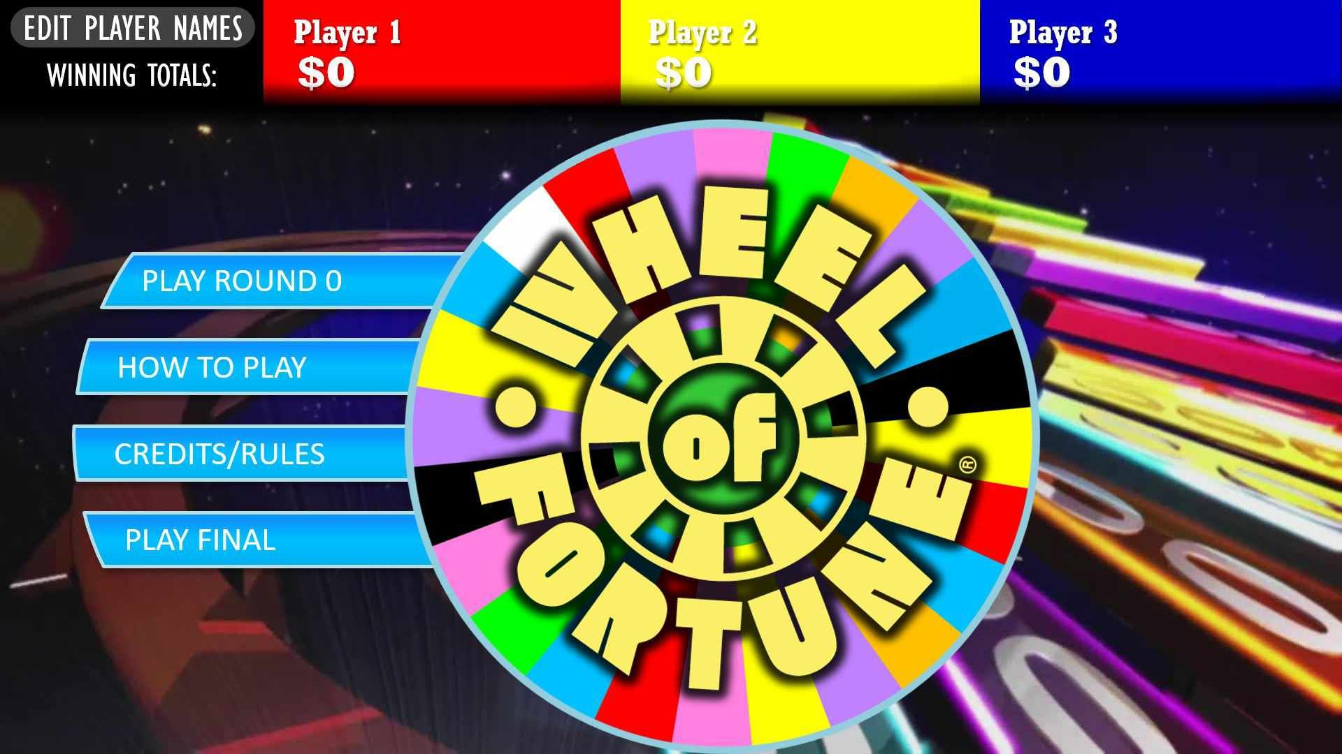 46++ Wheel of fortune fun and games 5 words mode