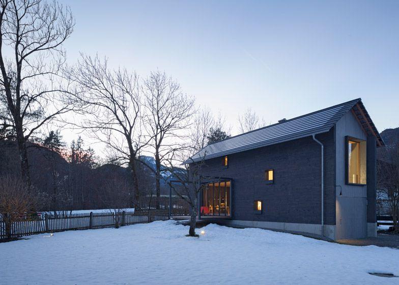 Holzhaus am Auerbach by Markus Eck Architekt Holzhaus