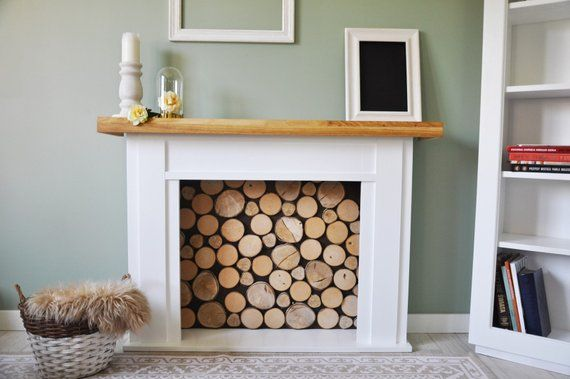 The Beautiful And Original Casing Of The Fireplace W 2019