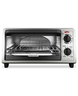 Black Decker To1322sbd Toaster Oven 4 Slice Eventoast