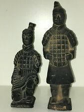 Chinese Qin Dynasty Emperor Kneeling Terracotta Army