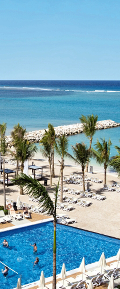 Riu Palace Jamaica - Located in Montego Bay, Jamaica - Adults Only - All  Inclusive