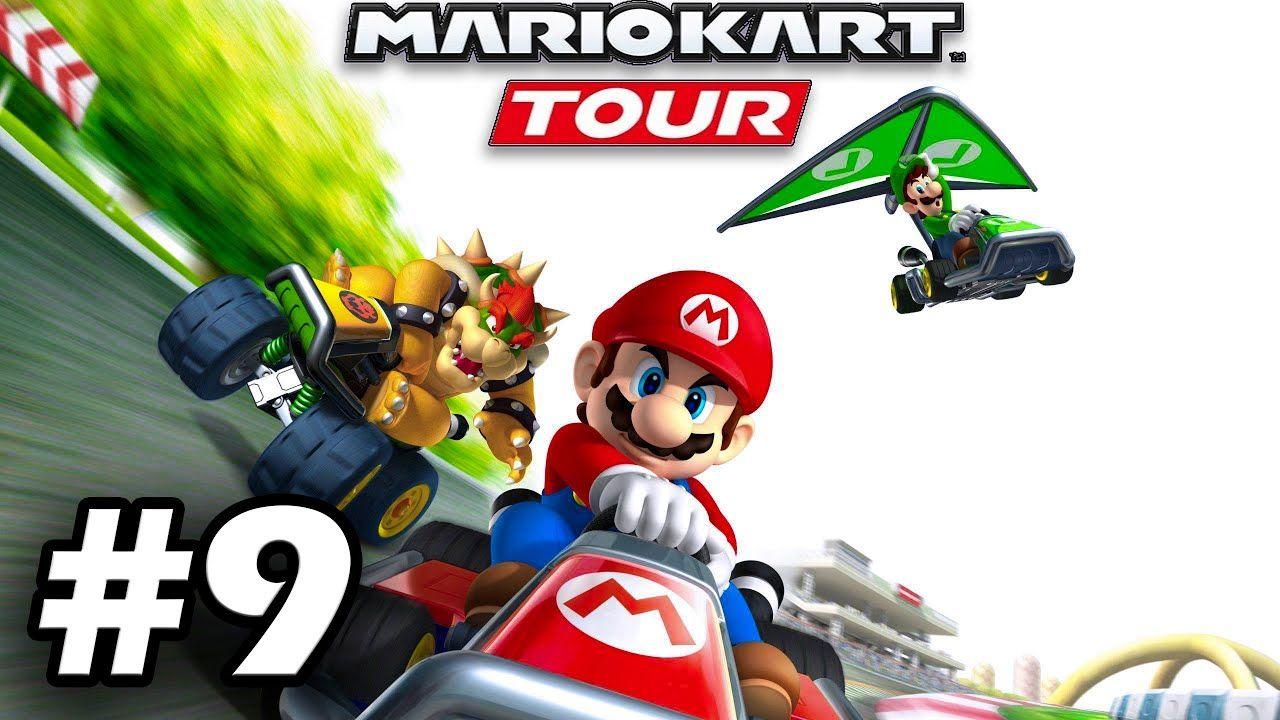 Mario Kart Tour Gameplay Walkthrough Part 9 Ios Android Mario Kart Mario Mario Kart Characters