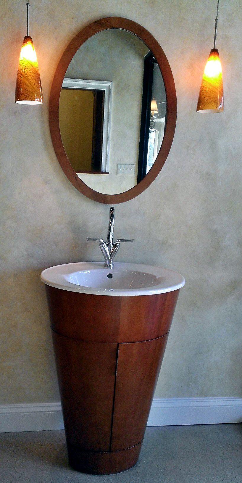 Modern Bathroom Vanity Design Kenwood Kitchens In Columbia Maryland Cone Shaped Solid Wood