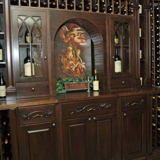 A Stunning Custom Wine Cellars Seattle Washington Project. View more wine cellar designs at  & A Stunning Custom Wine Cellars Seattle Washington Project. View more ...