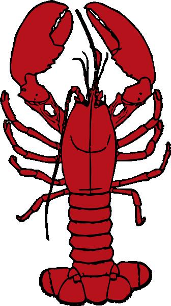 clip art lobster or crab | clip art