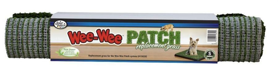 Four paws wee wee patch replacement grass indoor dog