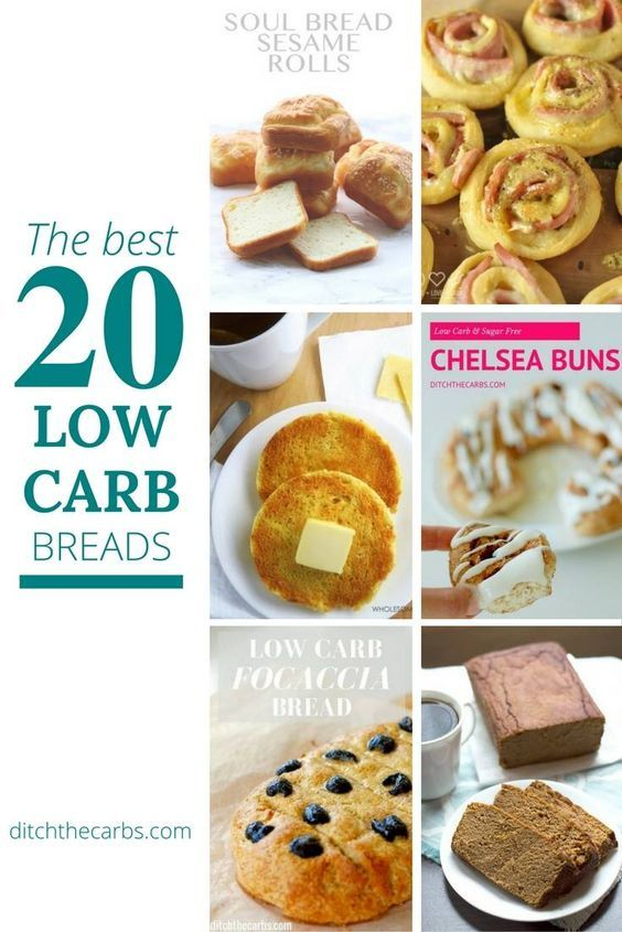 These are the best low carb breads on the internet. There are low carb breads, tortillas, muffins, 3 ingredients recipes and even sweet breads. | ditchthecarbs.com via @ditchthecarbs: