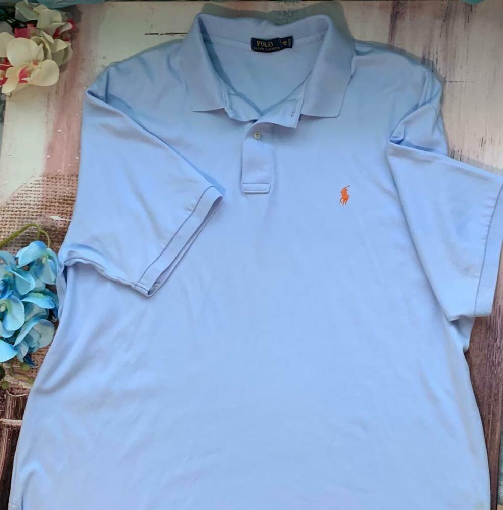 Shirt Baby 2xl Lauren Blue Ralph Polo Rn 41381fashion Big Mens iTXOPluwkZ