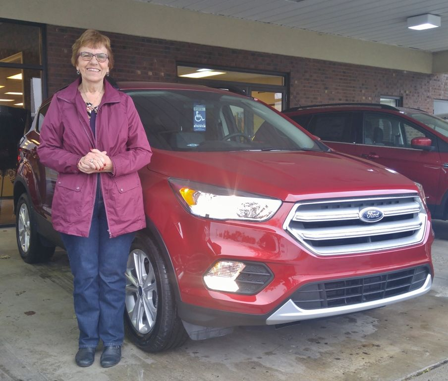 Congratulations To Mary Jo Enderle Of Danville On Your New 2018