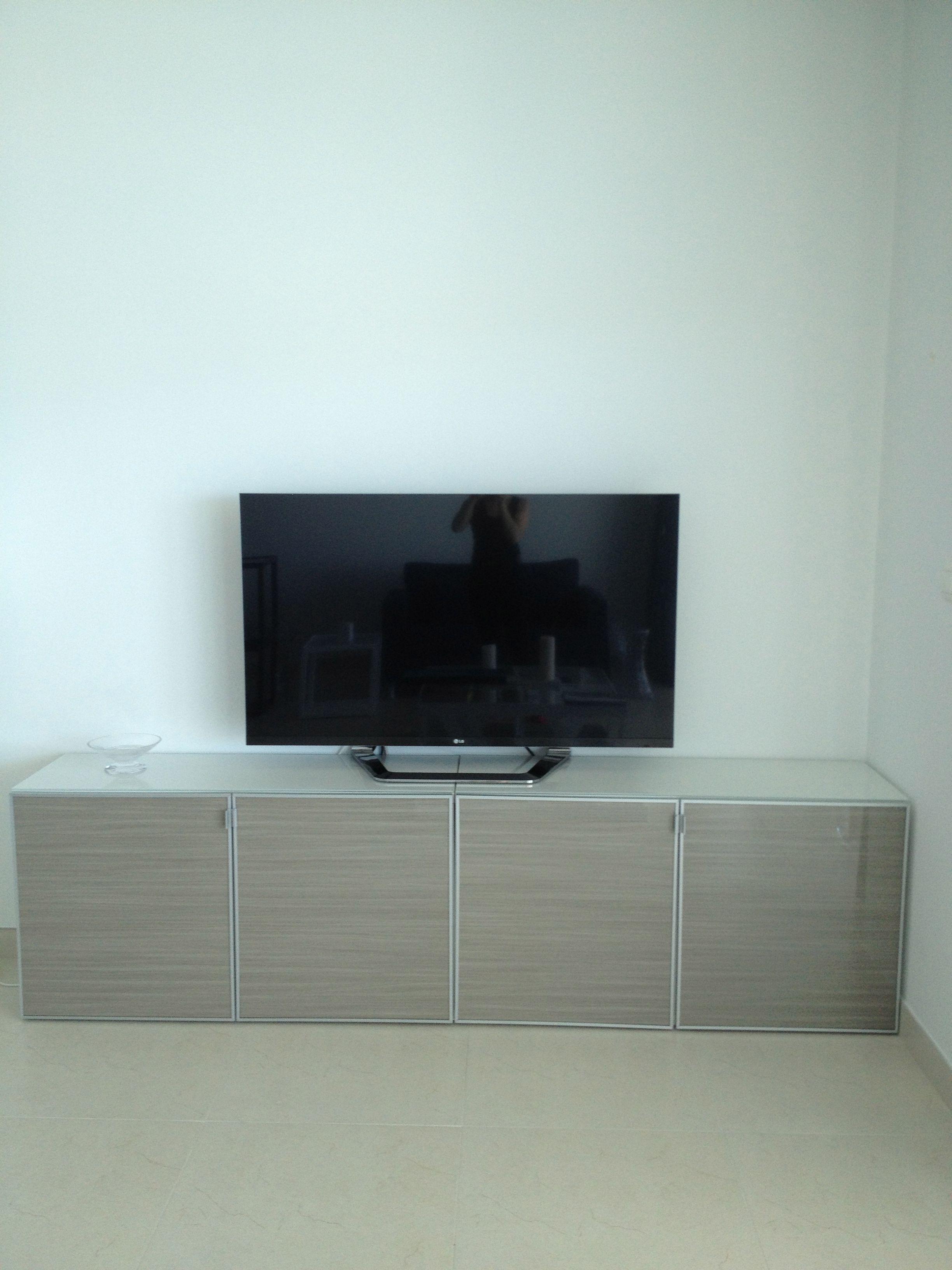 #IKEA #Besta Tombo #Chest With PANYL #Driftwood