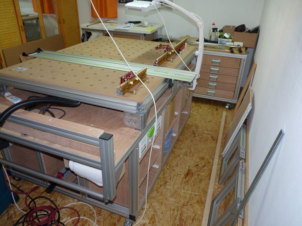 multifunktionstisch uds diy holzwerken pinterest holzwerken werkstatt und werktisch. Black Bedroom Furniture Sets. Home Design Ideas