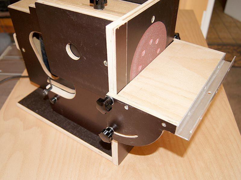 Kleines Tisch Schleifgerat Kleiner Tisch Werkstatt Werkzeuge Bauen Mit Holz