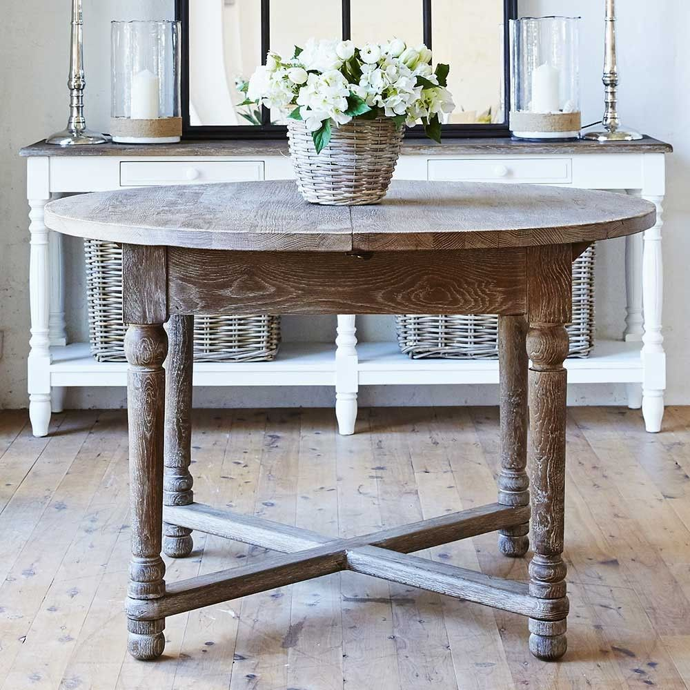 Louis XV Westbury Dining Table   Burnt Oak   No Extension