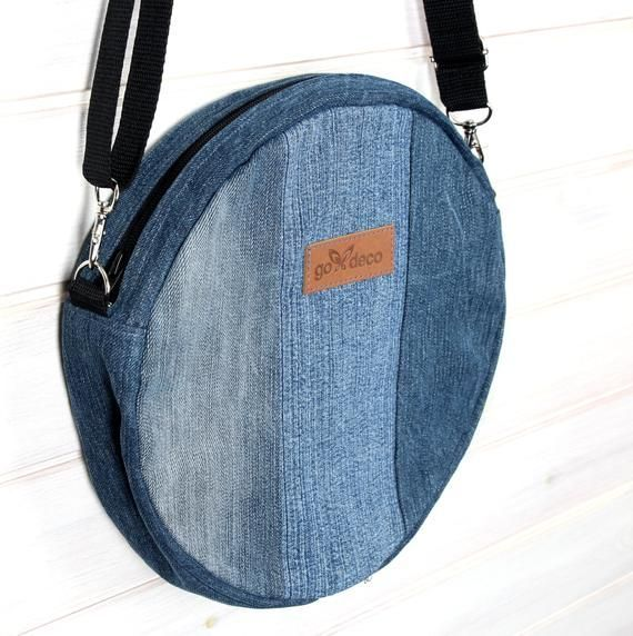Ecological bag, jeans pocket, jeans pocket, shoulder bag, jeans, denim bag, ecological bag, organic bag, recycling bag, upcycling, shoulder bag …