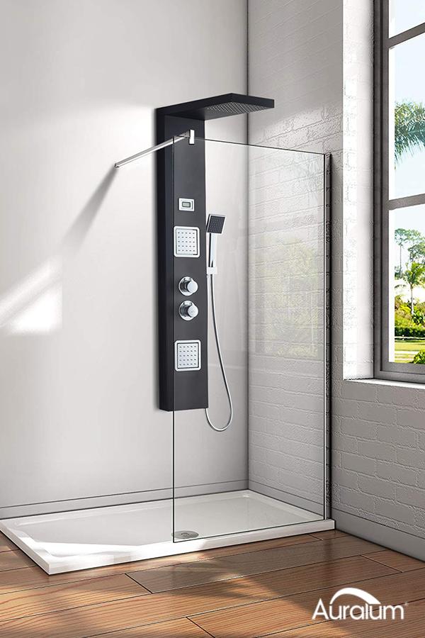 Ideal Standard für Badmöbel, Duschpaneel mit Thermostat