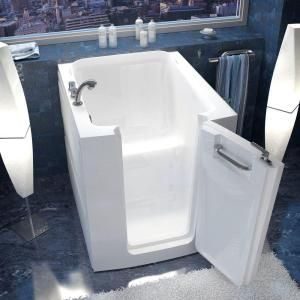 Universal Tubs Hd Series 38 In Right Swinging Door Walk In