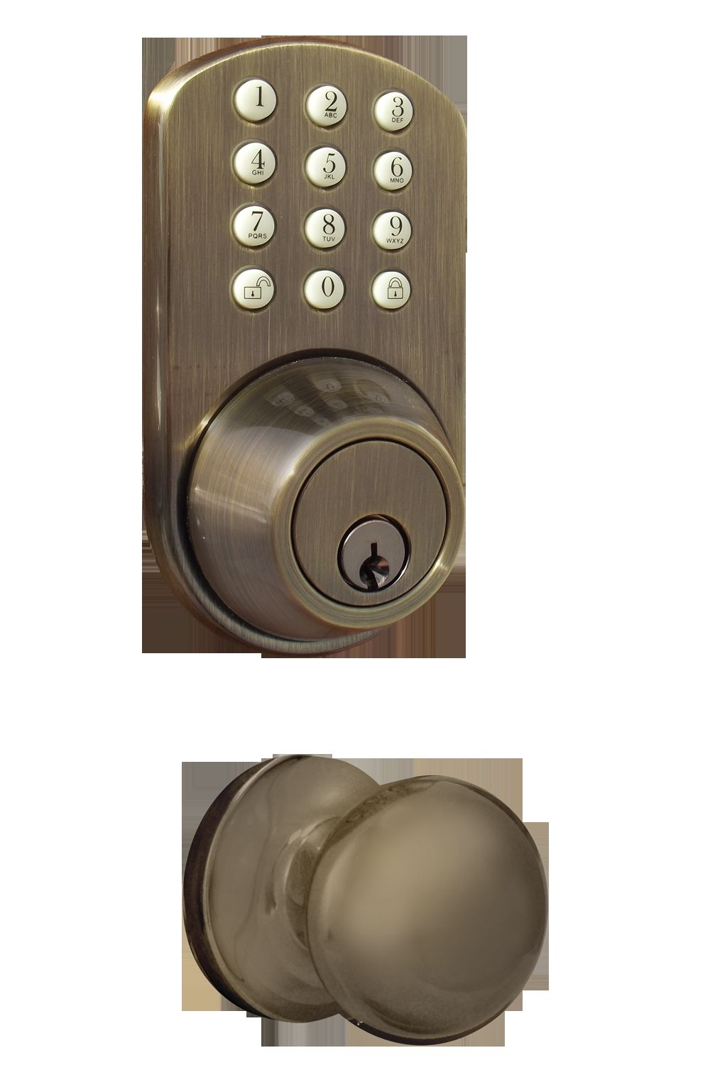Genial Front Door Knobs With Keypad