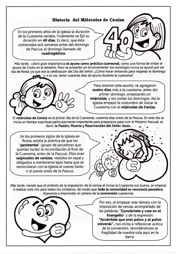 Parroquia La Inmaculada: Muchas Fichas y Actividades para la ...