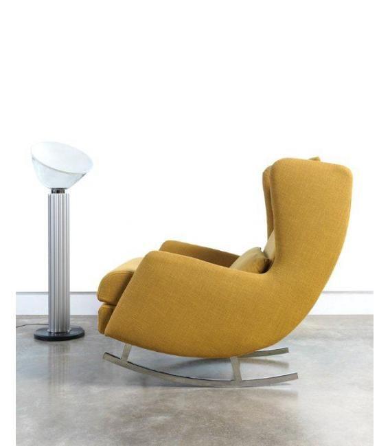 Sill n rocker de gran confort aporta un estilo moderno - Sillones con estilo ...