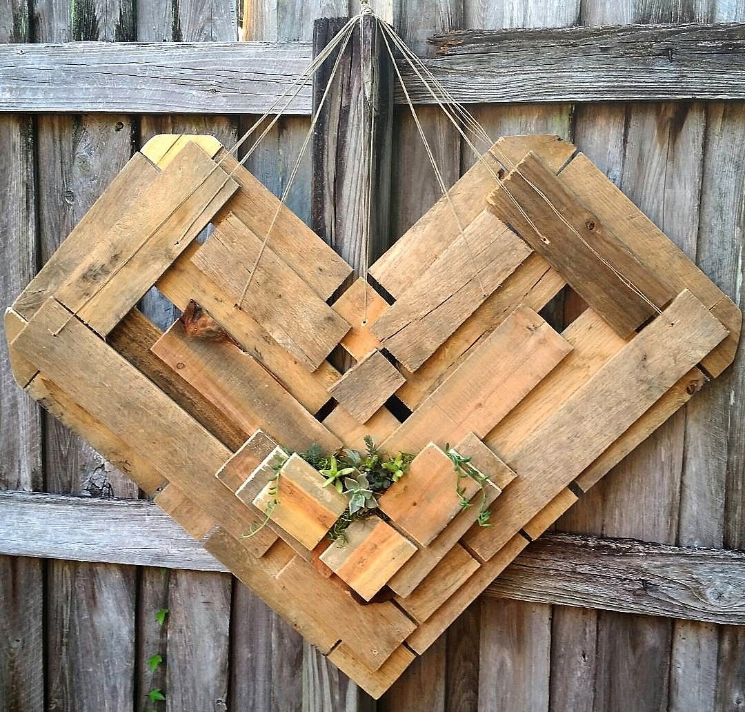 Creative Ideas of Wood Pallets Recycling | Tropical garden ...