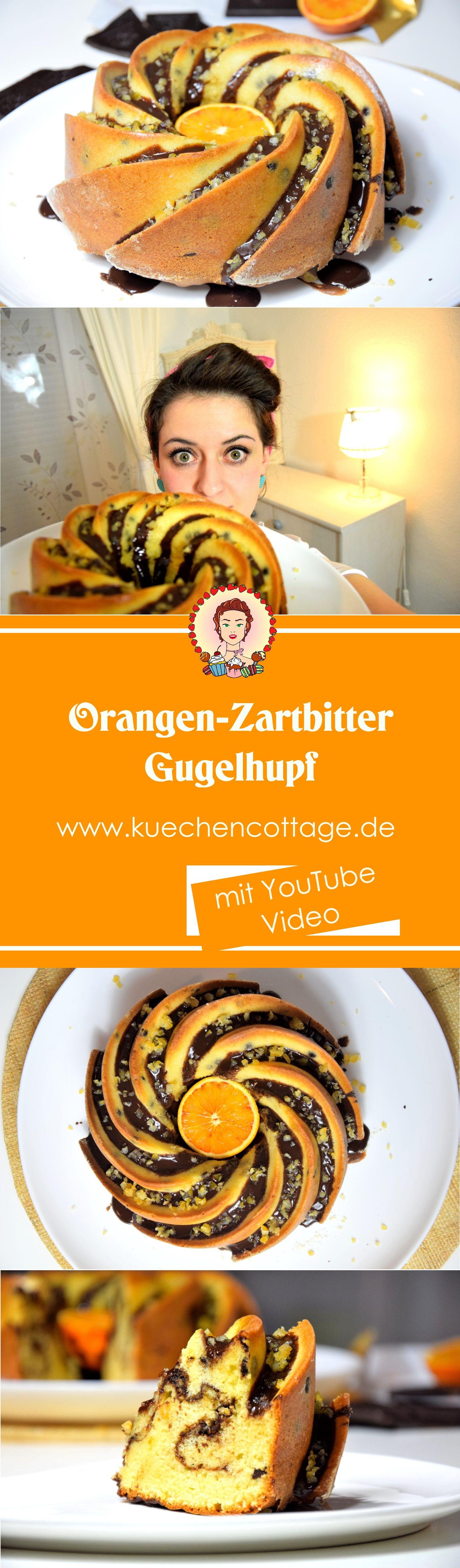 Orangen Zartbitter Gugelhupf Rezepte Lebensmittel Essen Und Lecker