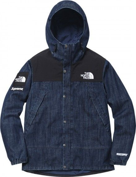 0c34741448 Supreme x North Face Supreme Vetement, Vetement Fashion, Vêtements Homme,  Mode Homme,