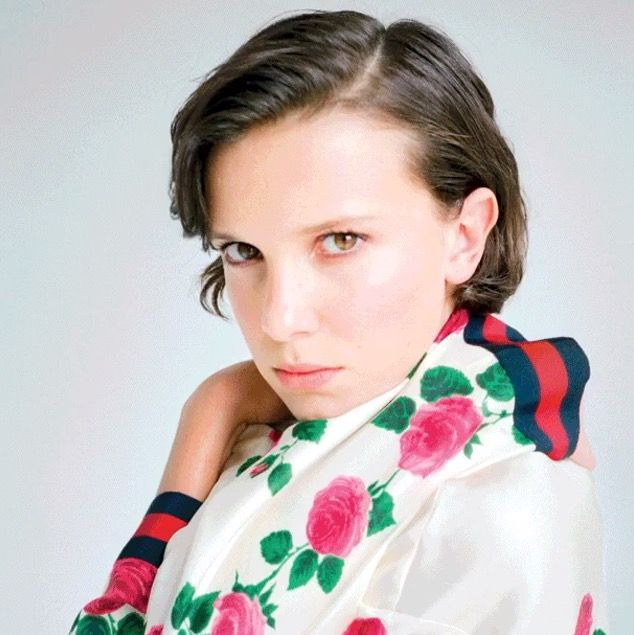 Millie Bobby Brown For L Officiel Hommes Millie Bobby Brown Bobby Brown Me As A Girlfriend