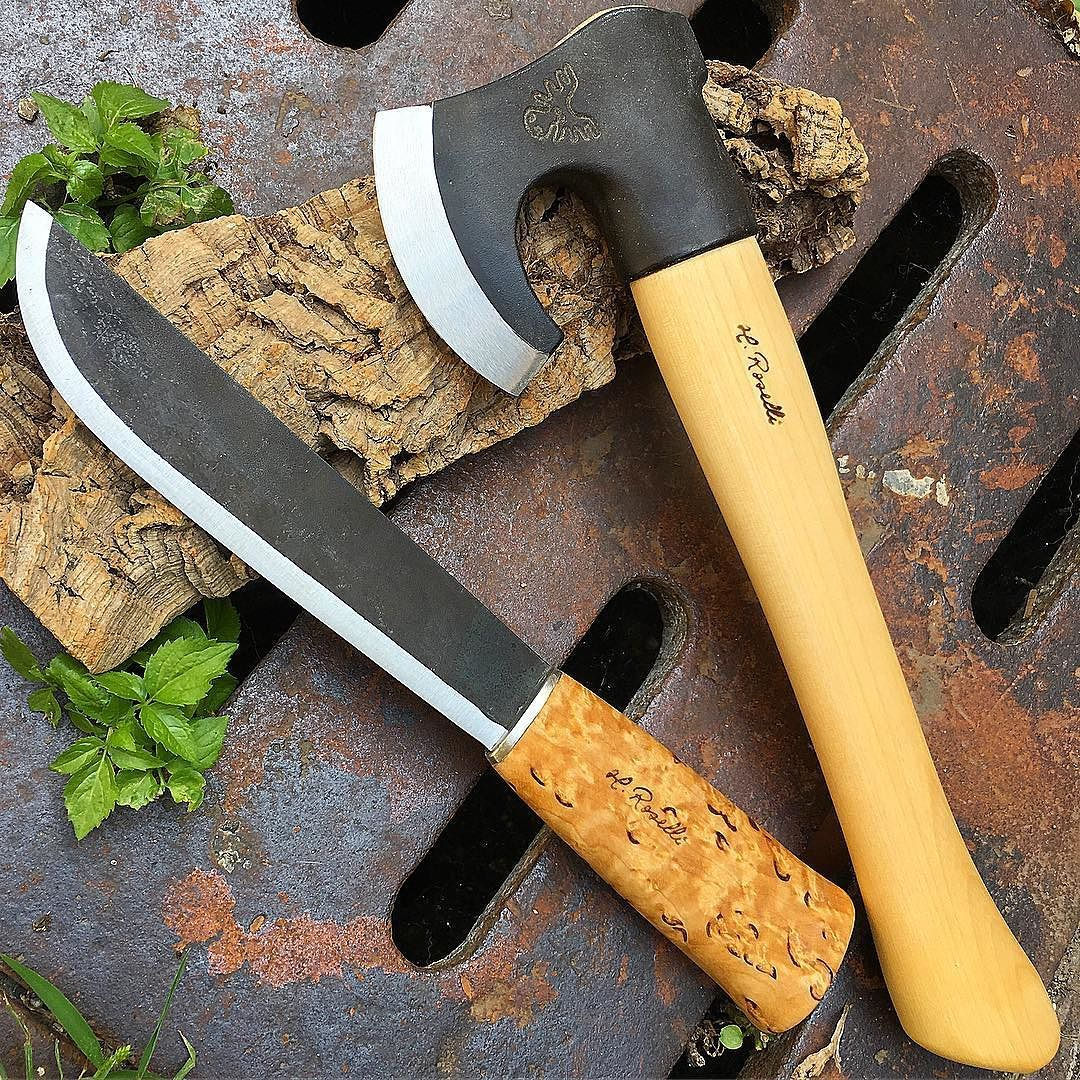 Hunting survival and bushcraft tools  @coltelleriacollini