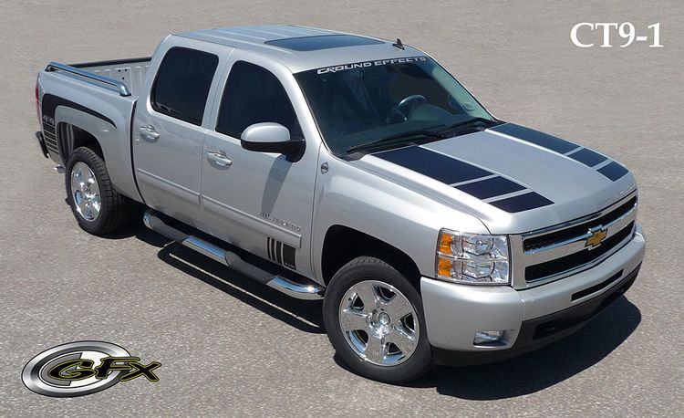 Gmc Graphics Gfx Google Search Car Pinterest Chevrolet And - Chevy decals for trucksmore decalchevrolet silverado rally edition unveiled