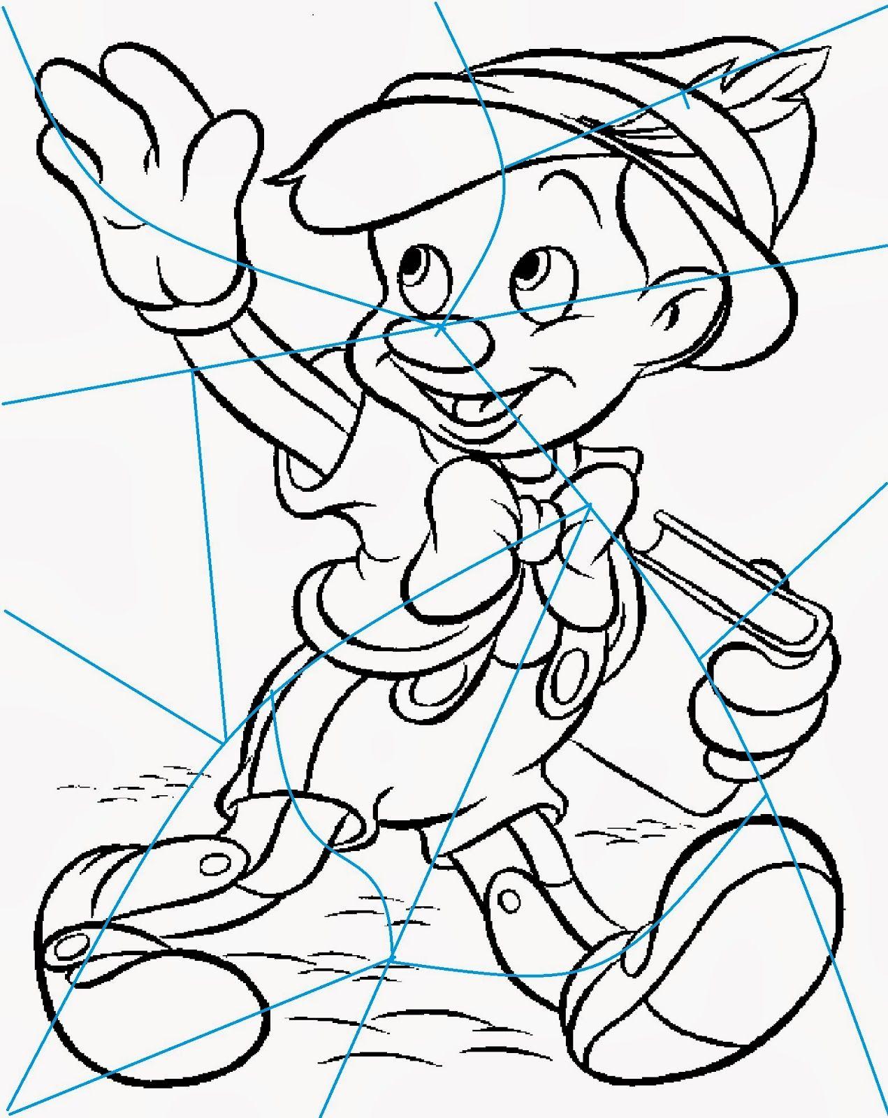 Lumea Lui Scolarel Pinocchio Puzzle Owl Coloring Pages Puppy Coloring Pages Coloring Pages [ 1600 x 1271 Pixel ]