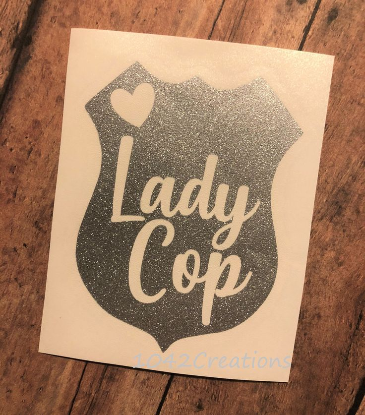 Excited to share this item from my etsy shop lady cop