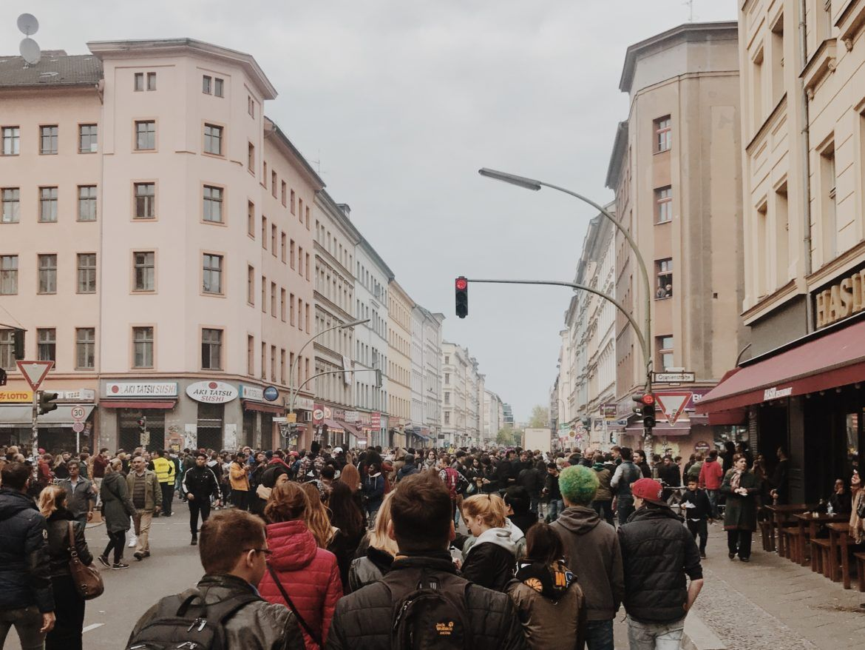 Myfest Festival Kreuzberg The Best Way To Celebrate May 1st In Berlin State Holidays Festival Berlin