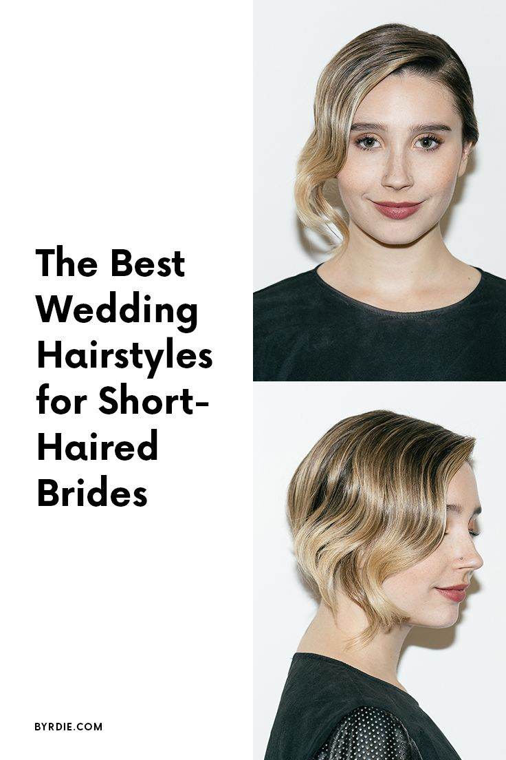 I Asked 3 Different Stylists to Do My Wedding Hair—See the Photos ...