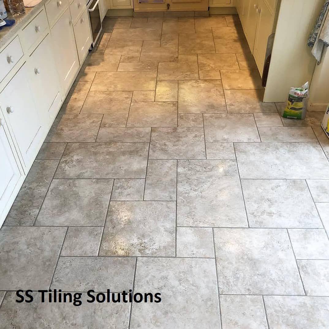 Cotswolds Palatino Grey Modular Tiles Tileflair Modular Tile Tile Floor Cotswolds