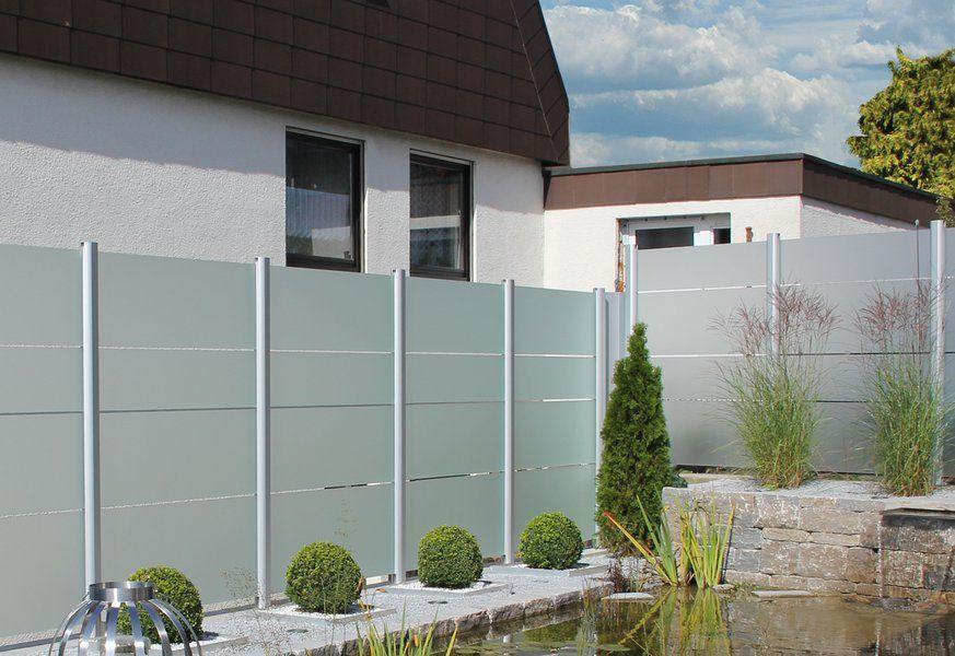 Sichtschutz Zaune Und Tore Aus Glas Sichtschutz Glas Sichtschutz Garten Sichtschutz Terrasse