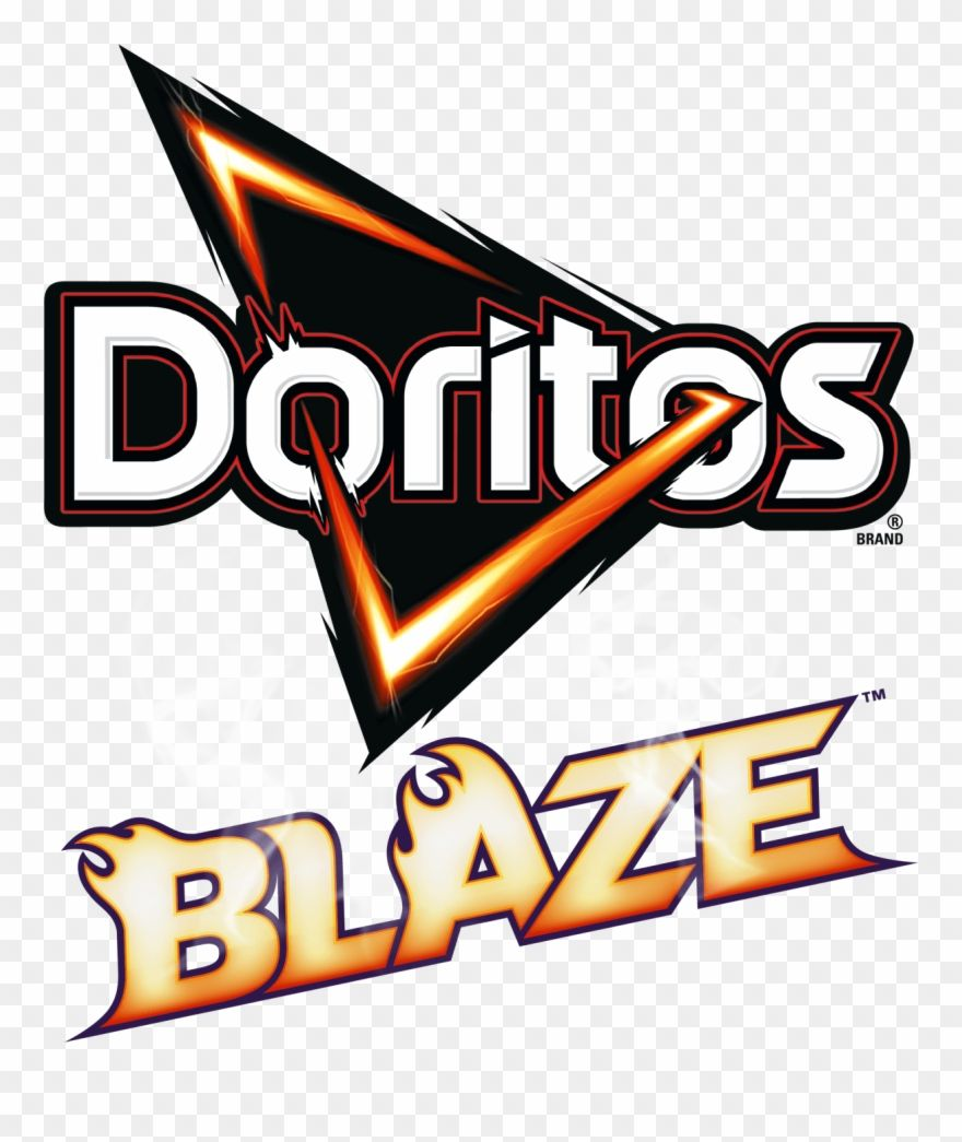 Sponsored By Doritos Blaze Logo Png Clipart Clip Art Logos Doritos