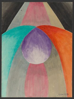 Colored Rhythm: Study for the Film - Léopold Survage