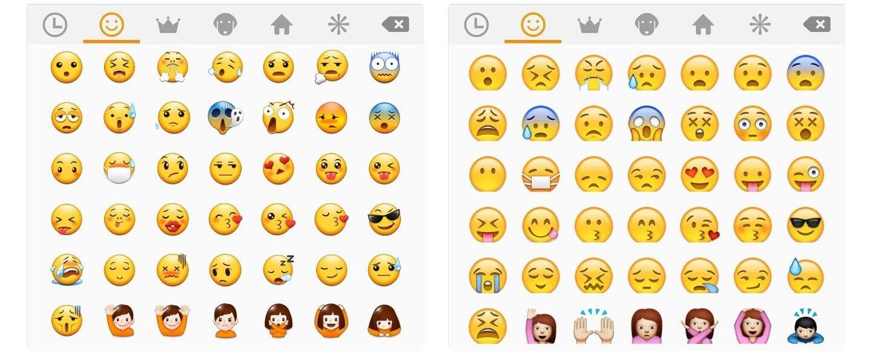 Samsung apple emoji translater | Good to Know | Samsung