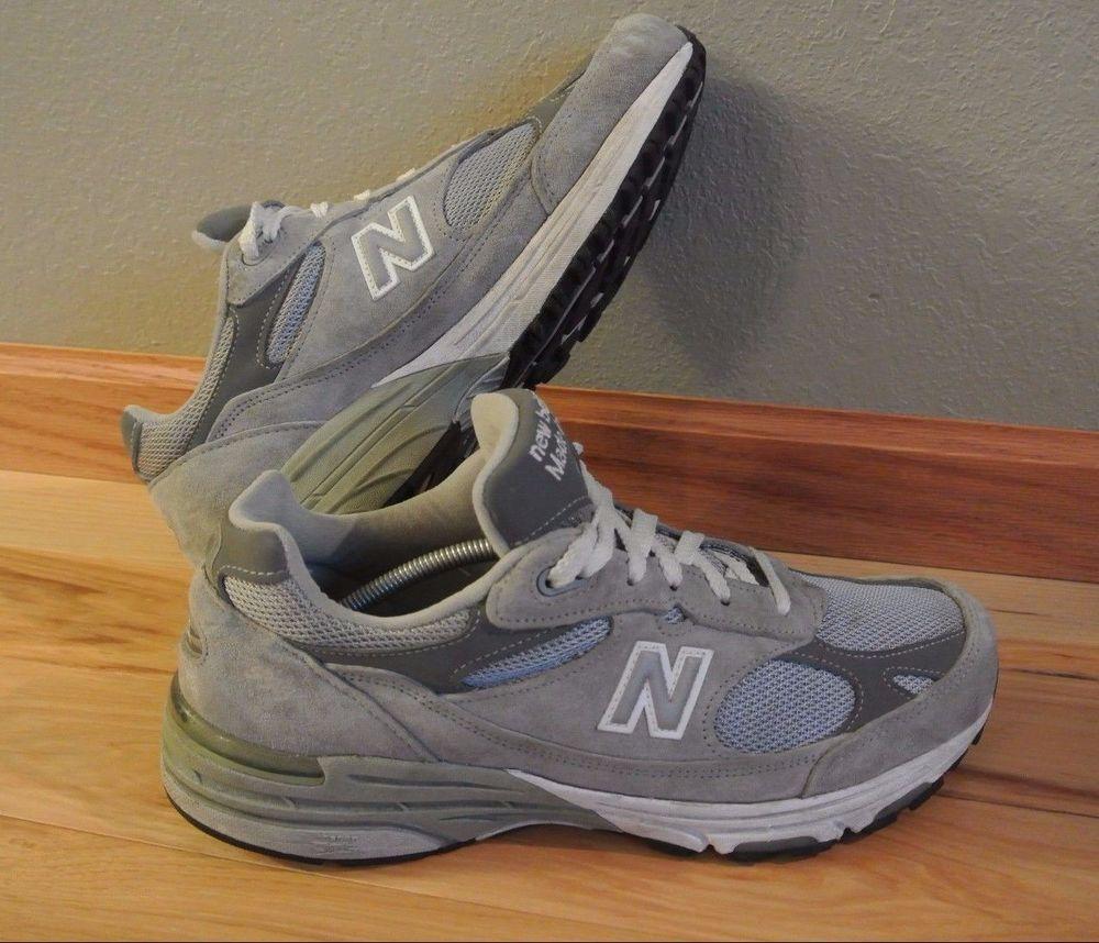 more photos e308d 15809 New Balance 993 Women's Running Shoes Gray WR993GL Size 9.5 ...