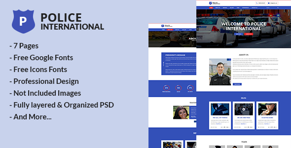 police templates psd by jeriteam overview policy is a design idea for your security website policy template which will be ideally suitable for any sites