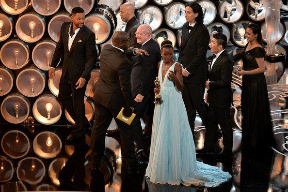 Lupita Nyong'o - 86th Annual Academy Awards Show