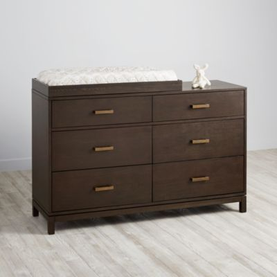 Cargo 6-Drawer Changing Table (Java) | Nursery | Pinterest