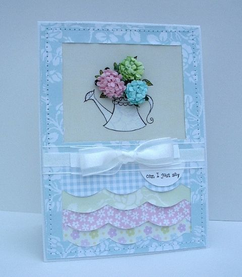Blush Crafts: Can I Just Say...