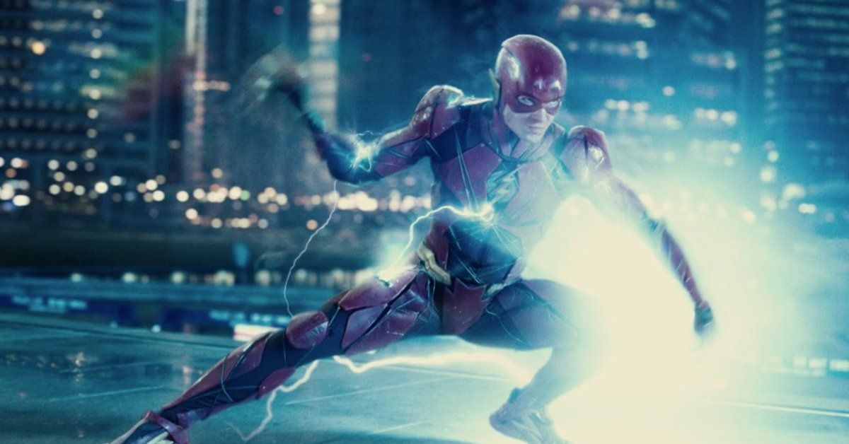 So far we've got Justice League trailer teaser videos for Aquaman and Batman, and now a new teaser featuring Ezra Miller as The Flash has been released! We