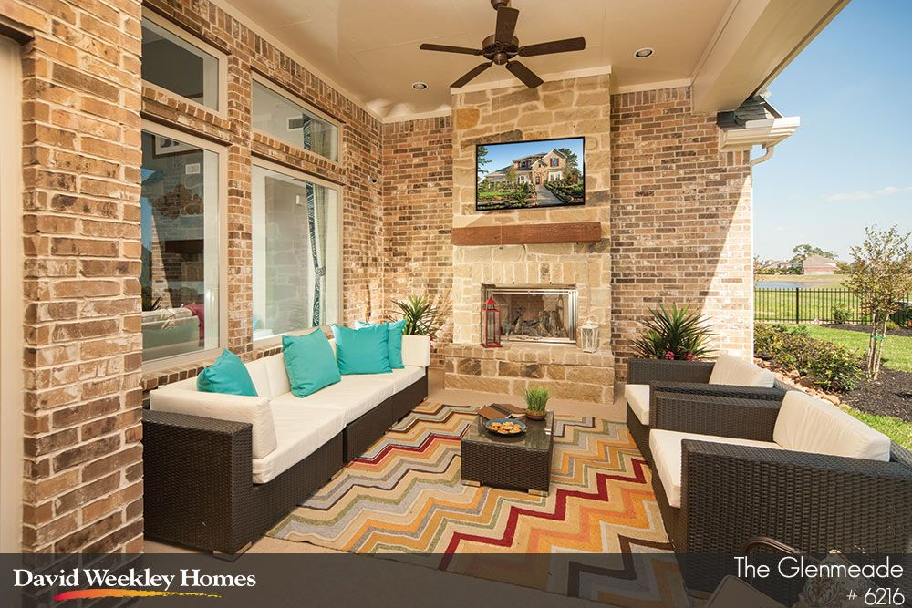 Relax and enjoy your time outside in this comfortable ... on Outdoor Living Space Builders Near Me id=79686